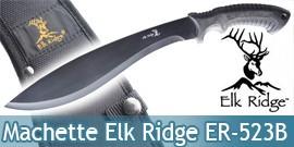 Machette Chasseur Elk Ridge Epee de Chasse ER-523B
