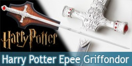 Harry Potter Epee Godric Griffondor Replique SW015