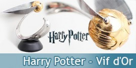 Harry Potter Sculpture - Vif d'Or Quidditch Replique