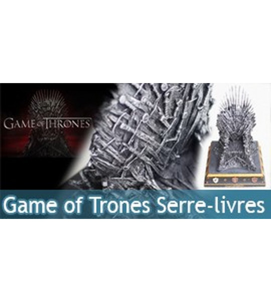 Achat Siege Game Of Thrones Achete Trone De Fer Nn0071 Repliksword