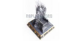 Replique du Throne de Fer - Game of Trones Serre-livres