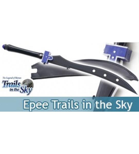 Epee de Joshua Lits Swords - Sabre Trails in the Sky
