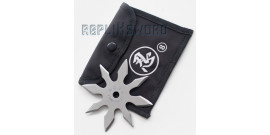 Set 3 Shurikens a Lancer Shinobi Etoile de Jet Ninja 8 points