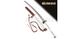 Walking Dead Katana Michonne Sabre + Support