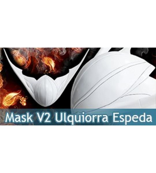 Mask V2 Ulquiorra Schiffer Masque Espeda N°4 Cosplay