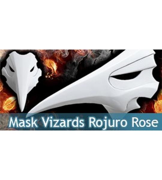 Mask Vizards Rojuro Otoribashi Rose Hollow Masque Cosplay