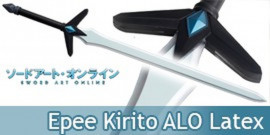Sword Art Online Epee Kirito ALO Replique Latex