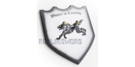 The Game of Thrones Epee Robb Stark Replique + Plaque