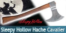 Hachette Sleepy Hollow Hache du Cavalier Sans Tete
