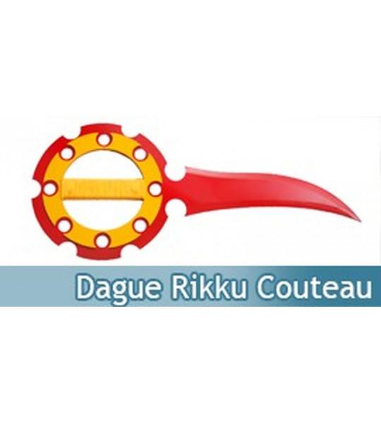 Epee de Rikku Poignard Dague et Fourreau Cosplay