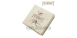 Le Hobbit Galadriel Broche Bijou Plaqué Argent NN1232