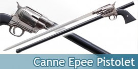 Canne Epee de Marche Fantasy Pistolet Decoration