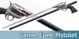 Canne Epee de Marche Fantasy Pistolet Decoration