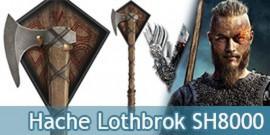 Vikings Hache Ragnar Lothbrok Hachette Edition Standard