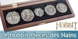 Le Hobbit Pieces du Trésor des Nains Collector NN6087