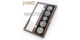 Le Hobbit Pieces du Trésor des Nains Collector NN6087