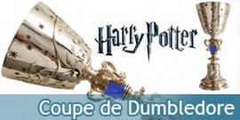 Harry Potter Coupe de Dumbledore Replique Officielle
