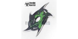 Shuriken Circulaire Etoile Zombie Hunter Green ZB-105GN