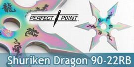 Shuriken Dragon Etoile Perfect Point 90-22RB