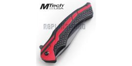 Couteau Pliant Mtech USA Red MT-A934BG