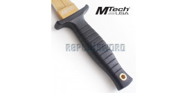 Couteau de Botte Gold Edition Mtech USA MT-20-77GD