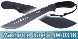 Machette Jungle Master Black Edition JM-031B Epee