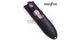 Set 3 Couteaux de Lancer Dragon Perfect Point PP-112-3BR