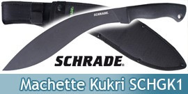 Machette de Type Kukri Lame Courbé SCHGK1 Epee