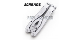 Couteau Multifonction Schrade Silver Camping ST1N