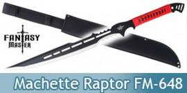 Machette Fantasy Master Ninja Raptor Epee FM-648