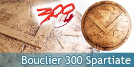 Boulcier Spartiate Replique Spartan - 300 MAZ-300SH