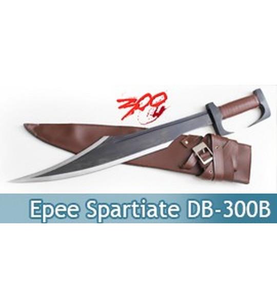 300 - Epee Leonidas Spartiate Black Glaive DB-300B