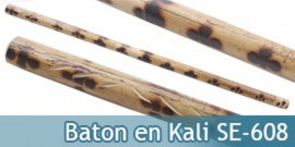 Baton en Kali Arts Martiaux Bois 66cm Escrima SE-608