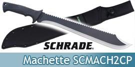 Machette Schrade Epee Courte SCMACH2CP
