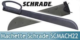 Machette Schrade SCMACH22 Epee Courte Sabre