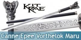 Canne Epee Vorthelok Kit Rae KR0071 Lame Maru