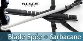 Blade Epée Sarbacane K137