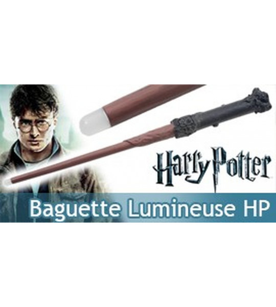 Baguette Lumineuse de Harry potter NN1910 Replique