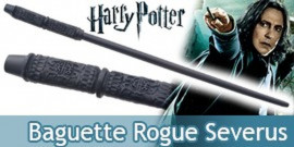 Harry potter Baguette de Rogue Severus NN7150 Ollivander
