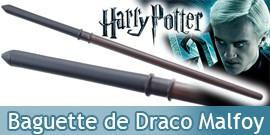 Harry Potter Baguette de Draco Malfoy NN7256
