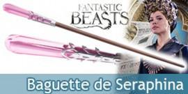 Les Animaux Fantastiques Baguette de Seraphina Picquery