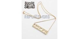 Bijoux Pendentif Joker Suicide Squad NN4564