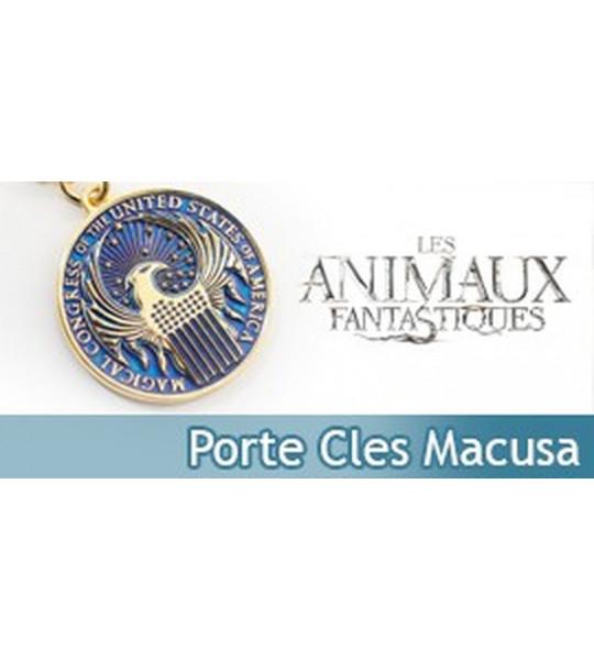 Porte Cles Macusa Les Animaux Fantastiques NN5618