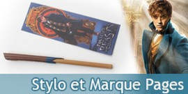 Stylo et Marque Pages Norbert Dragonneau NN5011