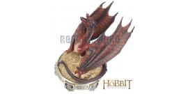 Le Hobbit Dragon Smaug Bruleur d'Encens Statue NN7526