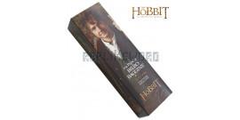 Le Hobbit Pipe de Bilbo Baggins Replique en Bois
