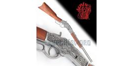 Fusil Winchester Americain Denix Hamilton Decoration P1253G