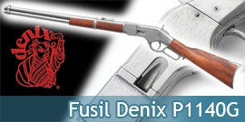 Fusil Winchester Denix - USA 1866 Decoration P1140G