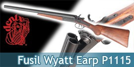Fusil Wyatt Earp Denix Carabine Decoration P1115