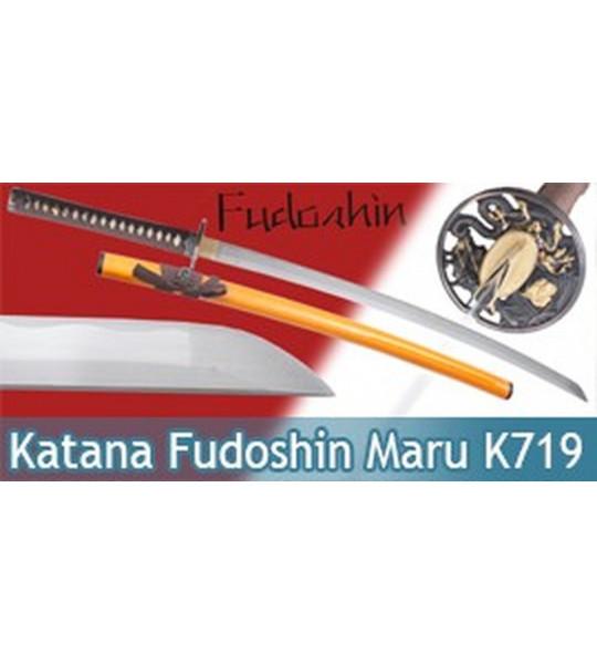 Katana Fudoshin Practical Lame Maru 1045 Epee Coffret K719